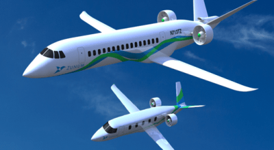 Are Airliners with Electric Powered Engines in the Near Future?