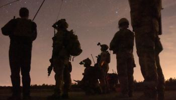 SOCOM commander speaks before Congress on the state of Special Operations in modern warfare