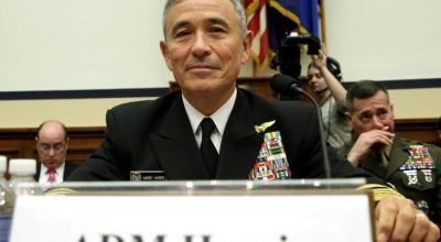 U.S. Pacific commander visits Japanese East China Sea listening post