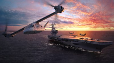 What is Twice the Speed and has Twice the Range of a Helicopter? The Bell V-280 Valor!