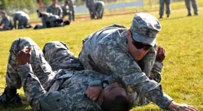 Hand-to-hand combat of SOF (Pt. 6): Modern era