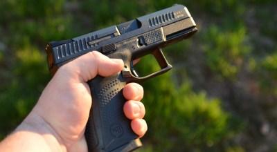Trigger Slap Drill for Better Trigger Control