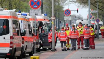 50,000 evacuated in Hanover, Germany, over World War II bombs