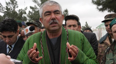 Afghan Vice President Dostum flies to Turkey under questioned circumstances