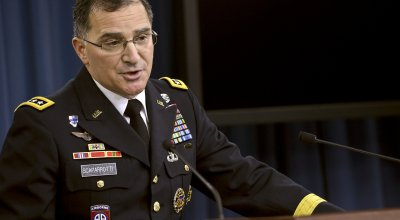 Top commander warns U.S. military in Europe 'not enough' to stop Russia