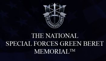 National Special Forces Green Beret Memorial Planned for Ft. Bragg