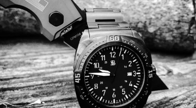 Smith & Bradley Sans-13 Watch | First Look