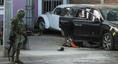 Deadly violence continues to climb in Mexico, where an ascendant cartel is strengthening its grip on power
