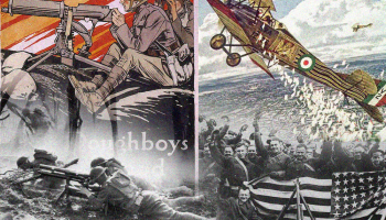 The History of US Psychological Operations: World War One