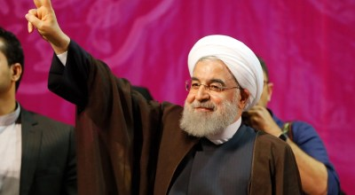 Iran's Rouhani lashes rivals with rare criticism of security forces, ruling clerics