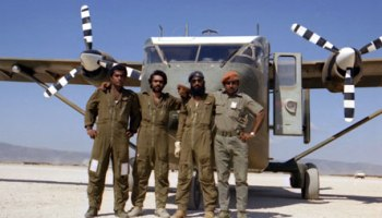 Unconventional Warfare Pioneers: The Special Air Service in Oman