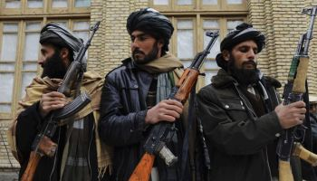 Russians Arming Taliban in Afghanistan Fight with the US