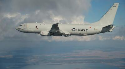 Back At It! Russian Jet Crosses 50′ in Front of Navy P-8 in Full Afterburner
