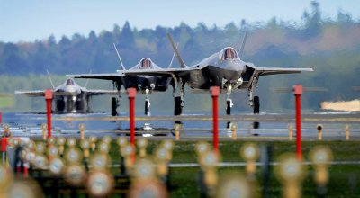 Change of heart? F-35 will attend Paris Air Show after all!