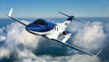 Watch: HondaJet Flight Demo - Everything You Want to Know About This Cool Jet!