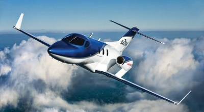 Watch: HondaJet Flight Demo – Everything You Want to Know About This Cool Jet!