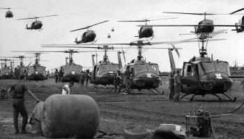 Congress approves Arlington monument honoring Vietnam War helicopter crew members