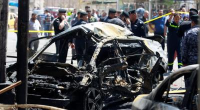 Islamic State detonates 2 car bombs and a suicide bomb during Ramadan