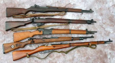Why everyone should own military surplus weapons