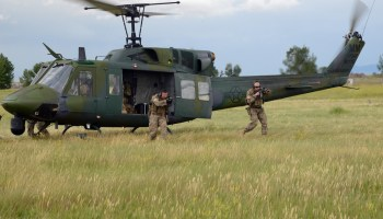 New Spending Bill Gives Air Force a Big Boost for the Huey Replacement Program