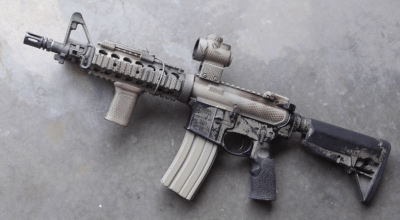 Watch: How to paint your AR-15 / M4 Rifle