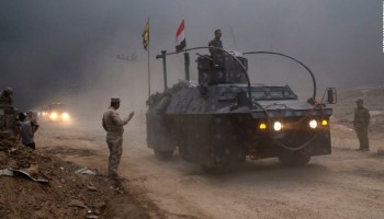 Defense Department: ISIS in Mosul backed into last remaining 10 square kilometers, but fierce fighting remains