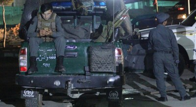 Suicide blast at Shiite mosque in Kabul kills at least 2, Afghan officials say