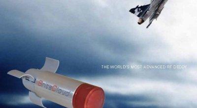 United Kingdom Royal Air Force (RAF) and Leonardo continue development of BriteCloud Radar Jamming Decoy