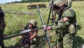 Russian fake news smears fallen Canadian soldiers