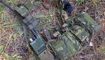 Watch: Survival and recce chest rig setup
