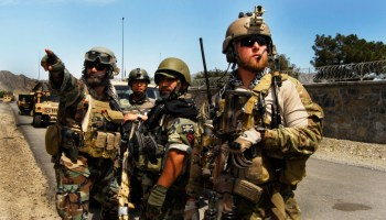 Teaching is the Art of a Special Forces Operator/A-team