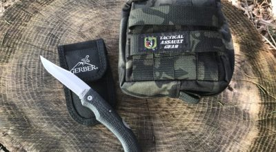 Watch: Tactical Assault Gear (TAG) Mini Utility Pouch Review