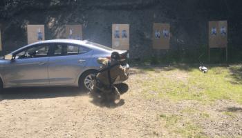 GORUCK FAD Pistol | Counter Ambush Response