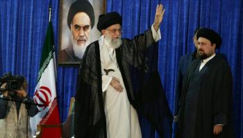 Iran's leader lashes out at Trump, Saudis for anti-Tehran alliance