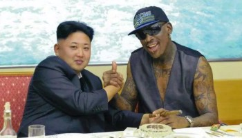 Dennis Rodman's new trip to North Korea is reminder that dictators use celebrities for marketing too