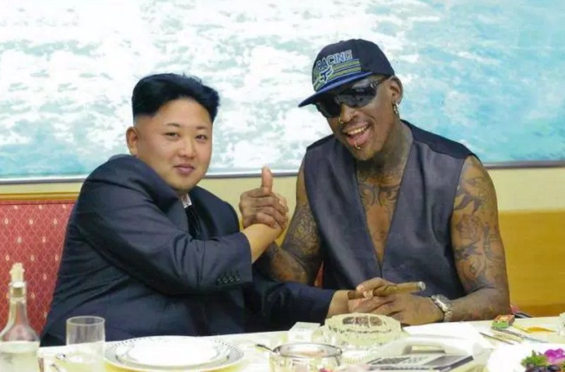 Dennis Rodmans New Trip To North Korea Is Reminder That Dictators