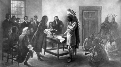 King Phillip's War, The First War Against Native Americans in New England