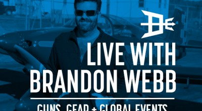 Watch: Live with Brandon Webb- Guns, gear, and global events May 28, 2017