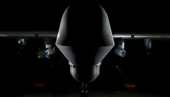 Watch: MQ-9 Reaper Drone Drops 1st GBU-38 Joint Direct Attack Munition