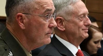 Defense Chief Mattis Says North Korea is US Security's Greatest Threat