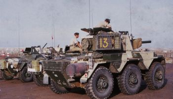 An introduction to the unknown operations of the SAS in Aden