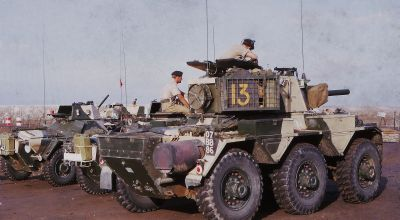 The British SAS Aden mission, an introduction