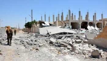U.S.-led airstrikes on Syria's Raqqa cause 'staggering' civilian deaths, U.N. says