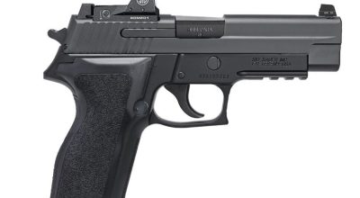 P226RX: Integrated optics, organic design all from one company