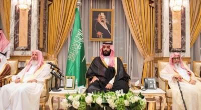 House of Saud unites behind king's son – for now