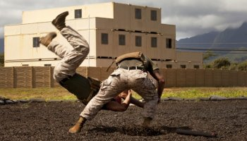 Marine Martial Arts Instructor Course: The ethical warrior