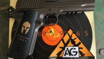 Training on a Budget? Come and take SIG's 1911 Spartan BB Training Pistol