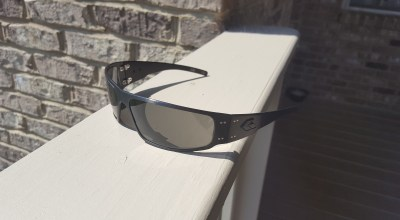 Gatorz Eyewear Blackout Magnum Sunglasses