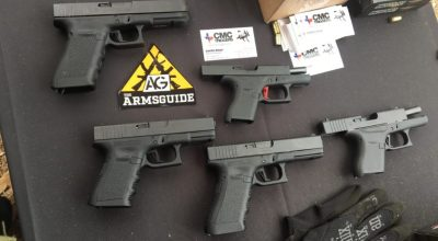 "CMC Glock Triggers: ""Signature Flat"" Design"