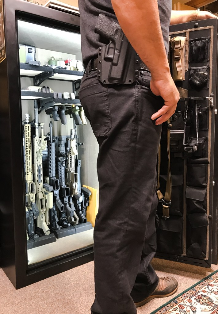 5.11 Tactical Defender Flex Pants | Straight-Fit